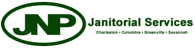 JNP Janitorial Services Logo